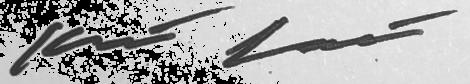 Kai Davis's signature